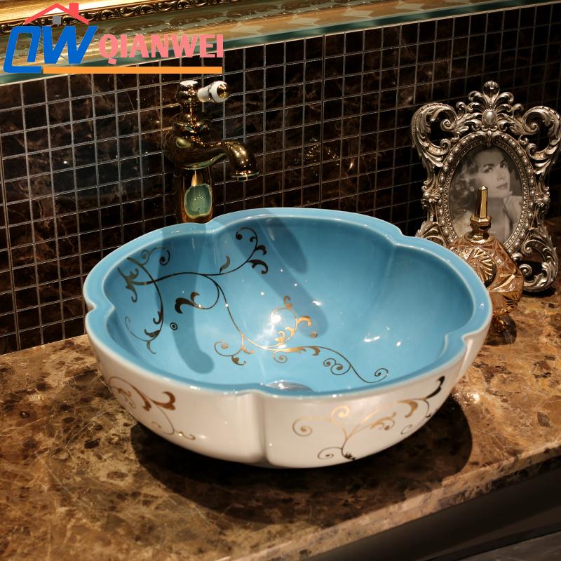 badkamer waskommen Koop Goedkope badkamer waskommen loten van Chinese