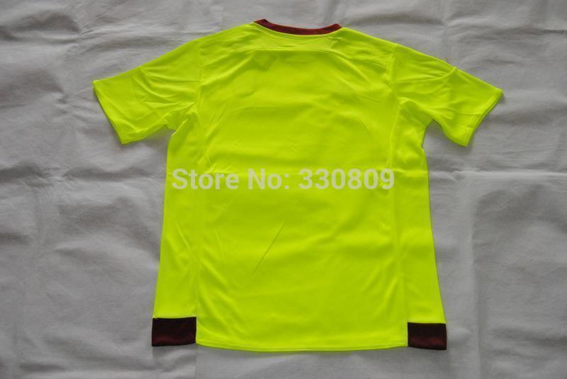 Free shipping 15/16 venezuela green football jersey toppest thailand quality venezuela football jerseys(China (Mainland))