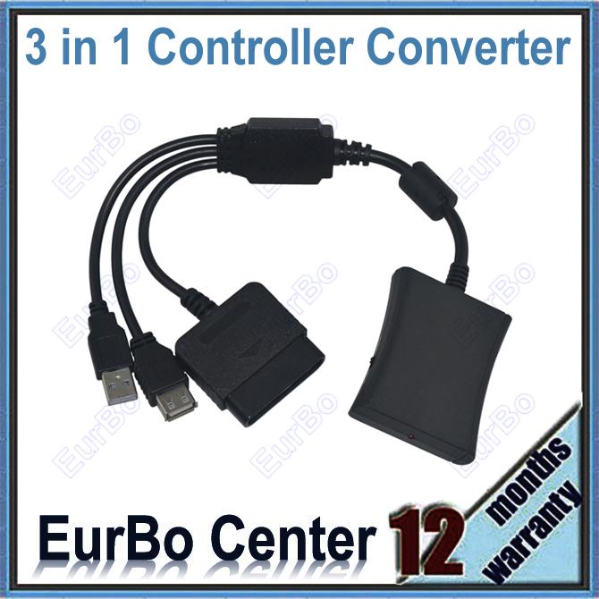 EurBo 3 1 Xbox 360 PS3 PS2 горелка tbi sb 360 blackesg 3 м