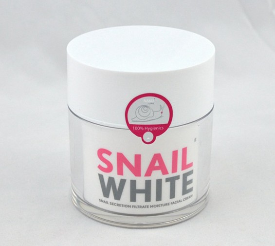 Free Shipping 50g Snail White Face Cream Remove Acne Pimple Reduce Scars Moisturizing Firming Cream Whiting(China (Mainland))