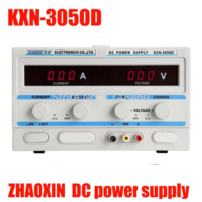 high quality KXN-3050D DC power supply / 0-30V, 0-50A meter battery test Automotive equipment maintenance equipment(China (Mainland))