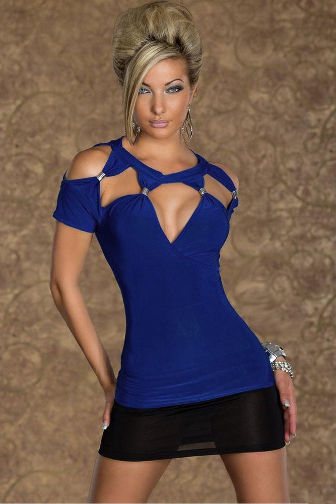 Royal Blue Summer Dresses