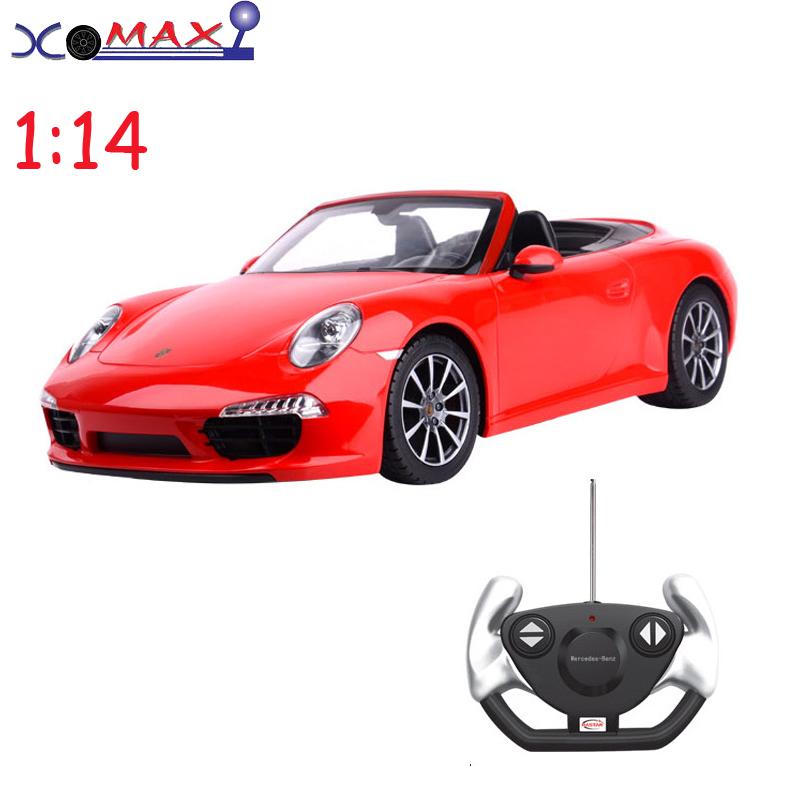 rc car toy remote control car drift car scale models radio controlled toys Rastar 47700 1/14 RC Car(China (Mainland))