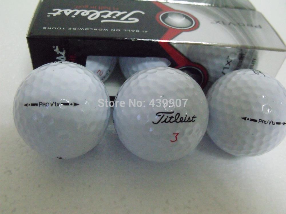 2015 new high quality v1 golf, brand golf balls (12 balls in a box) Free shipping(China (Mainland))