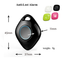 Bluetooth 4.0 Camera Remote Shutter Anti-Lost Alarm Tracer for IOS Android System Smartphone