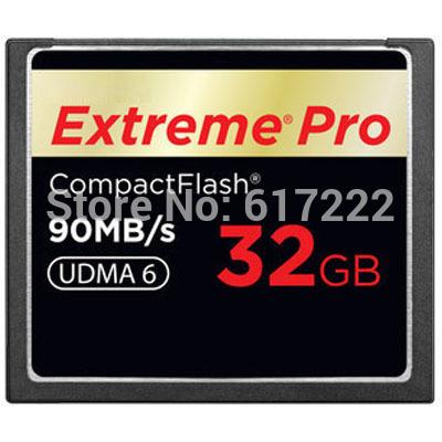 Free Shipping high speed cf card 16G 32G 600X 95M s SLR camera memory card CompactFlash