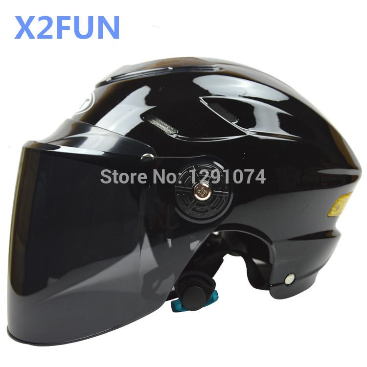 Motorcycle Half Helmets Half Motorcycle Helmet