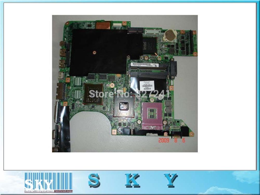 Motherboard FOR HP DV6000 DV6700 460900-001 intel 965PM & nvidia G8400 100% Tested pass(China (Mainland))