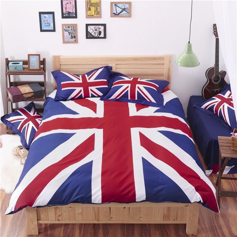 British Flag Duvet Cover 93 Union Jack Bedding Flags