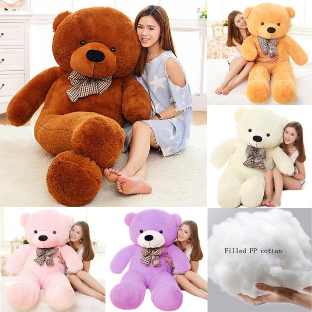 Cheap 60cm small mini teddy bear plush toys Stuffed animals brinquedos Kawaii baby kids juguetes Children soft peluche dolls(China (Mainland))