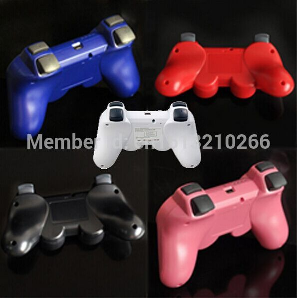 Free Shipping Rechargeable like original Wireless Bluetooth Joystick For sony playstation 3 PS3 SIXAXIS Controller(China (Mainland))