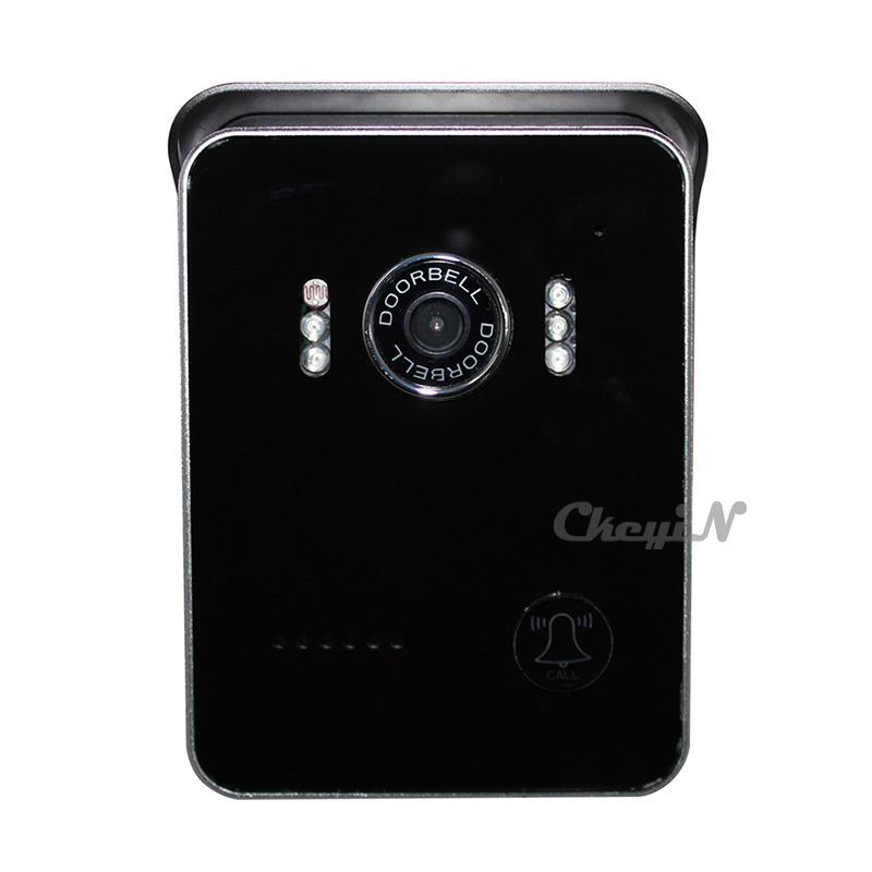 Rechargeable IR Night Cellphone Vision Doorphone Video Door Phone Wireless Intercom Wifi Doorbell 120 Degree Suit All Countries(China (Mainland))