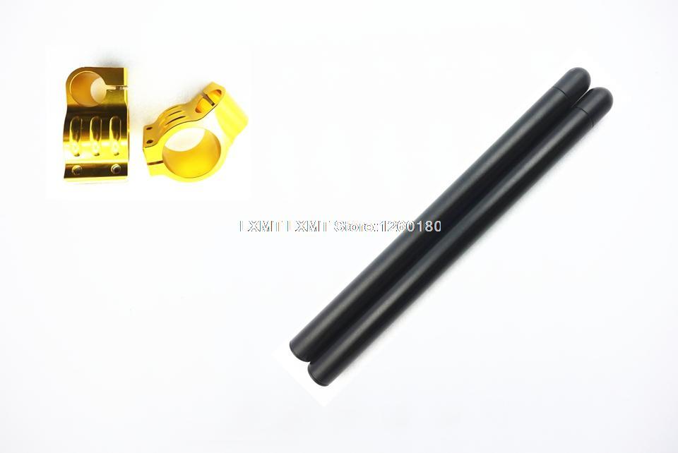 Universal great CNC Higher Raised Handlebar Clips fit MASSEY FERGUSON MF 400/4WD Auto (386cc) 2005 - 2009(China (Mainland))