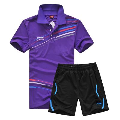 2015 NEW arrive Free Shipping Table Tennis Shirt Men /women Badminton Jersey /ping Pong shirt / Table Tennis Clothes 2042(China (Mainland))