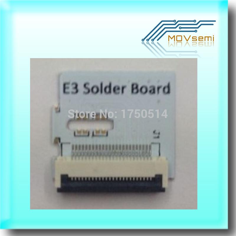 Original New E3 ODE PRO QSB board E3 solder board for E3 ODE PRO(China (Mainland))