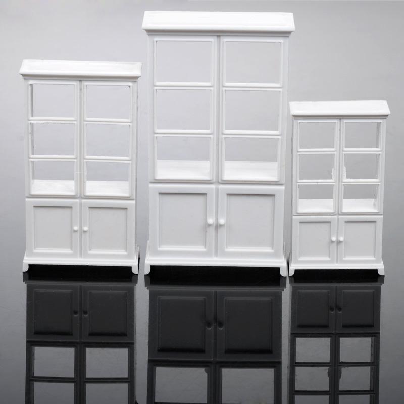 rack 1:30 model ornaments sand table high-type locker room shelf storage rack 1:30 5pcs/lot(China (Mainland))