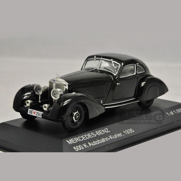 1:43 WhiteBox Mercedes Benz Benz 500K 1935 model cars(China (Mainland))