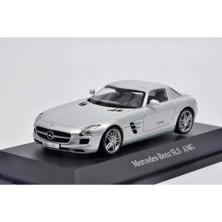 1:43 the German Mercedes Benz factory OEM car model Benz SLS AMG Shu Ke(China (Mainland))