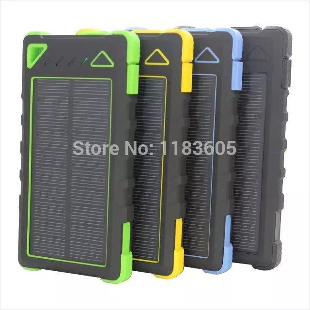 Панель солнечных батарей Eyoube 2015 8000mah Powerbank /ipad/camera TY-DS5000 аккумулятор d minamoto r20 8000 mah nimh 2 штуки