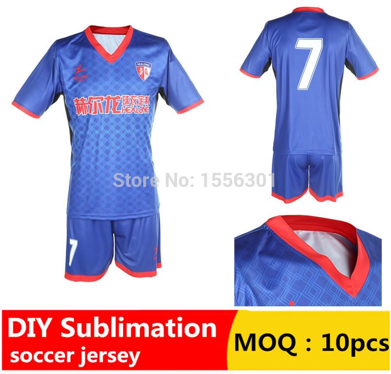 Womens Soccer Shirt Designs Design Blue Soccer Shirts