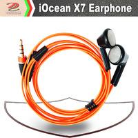 iOcean X7 Original Earphone, headphone for iocean smartphone phone battery accessories, Post free shipping