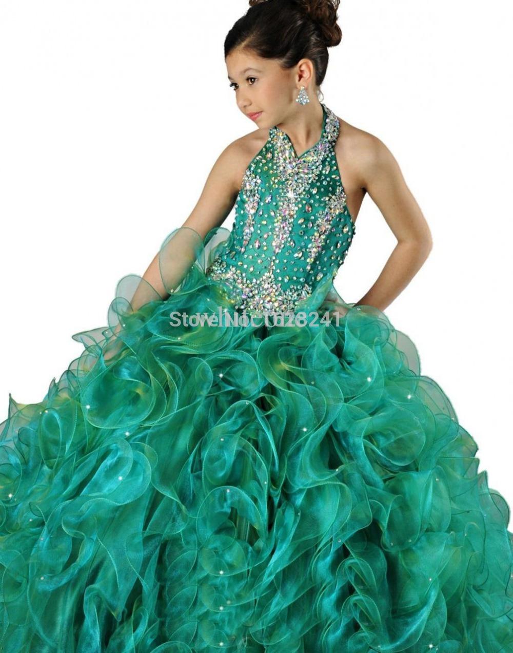 Girls glitz pageant dresses online shopping buy low price teen girls