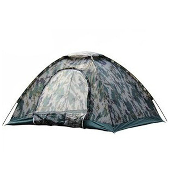 Camouflage Double tents 1-2 people ravelling trekking outdoor camping tent equipment waterproof camping tents sets(China (Mainland))