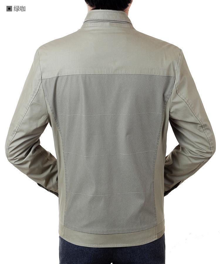2015 new Thermal Reflective Men's Heat Mode Fleece Jackets men's outdoors cloth(China (Mainland))