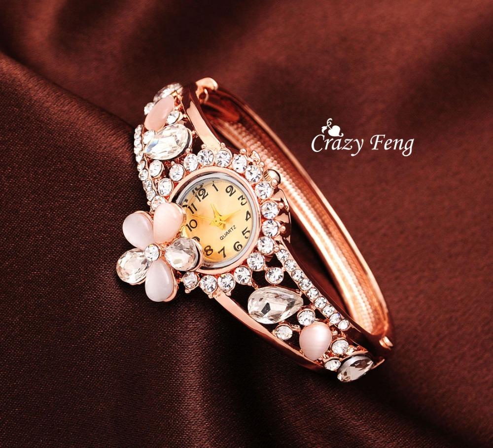 Crazy Feng 18 K Wristwatches crazy feng 18k