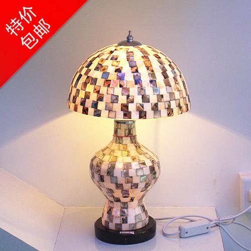 Decorative table lamp bedroom bedside lamp den dining corner living room(China (Mainland))