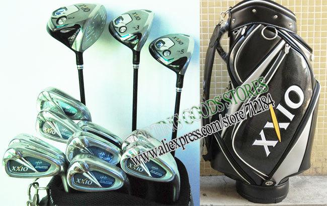 клюшка для гольфа MP800 XX10 + 3/5Fairway + & клюшка для гольфа golf irons xxi08 4 5 6 7 8 9 p s mp 800 r flex xx10 mp800 xx10 mp800 irons
