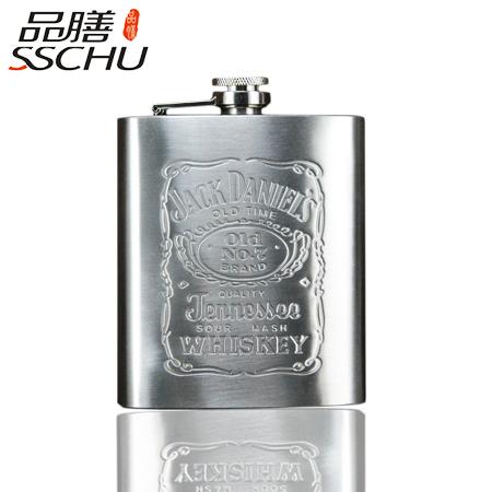 Плоская фляжка Hip flask 7 0 плоская фляжка dragon 5oz142ml flask 016