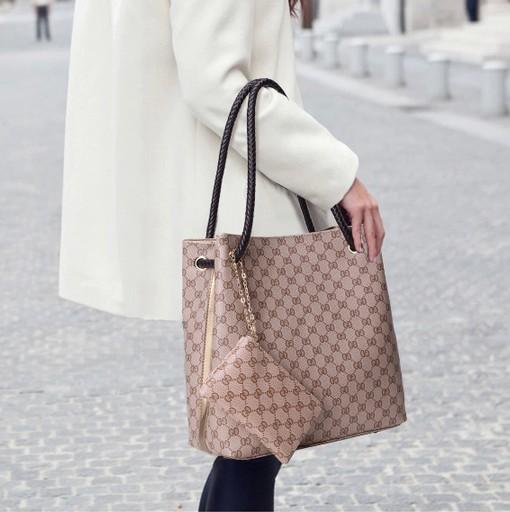 PU Leather Bags Nice Fashion Women Handbags(China (Mainland))