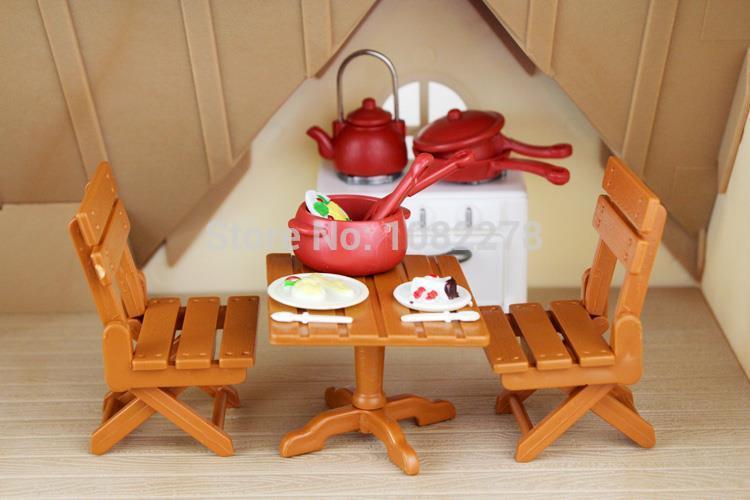Online kopen wholesale poppenhuis meubels uit china poppenhuis meubels groothandel for Volwassen kamer schilderij model