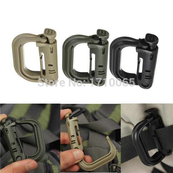 Набор для путешествий Brand new ABS d/5.5 * 3,5 D-ring Backpack Shackle