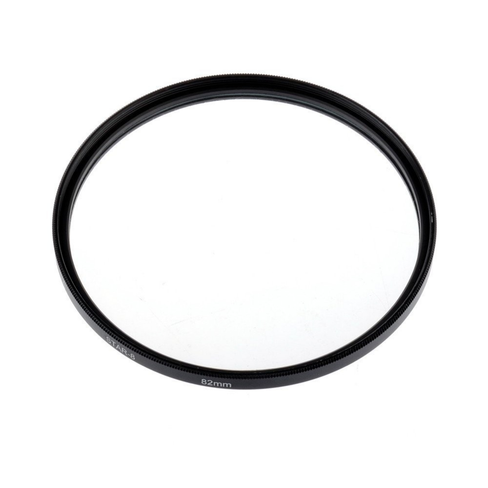NEEWER Optical 8-Point Star Cross Filter Twinkle Effect for Digital Camera Lens (82MM)(China (Mainland))