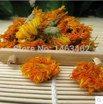 Free Shipping Marigold tea, Chrysanthemum Tea, Good for Health Help Lower Blood Pressure, Slimming Beauty 20g(China (Mainland))