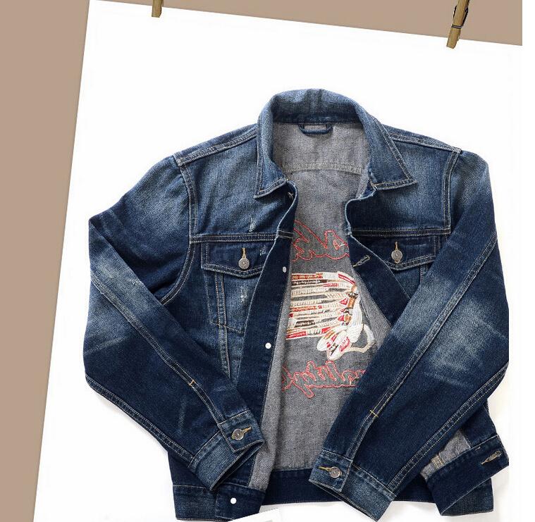 Jeans Jackets For Mens in India Men's Jeans Denim Jacket