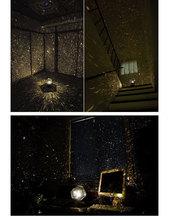 Romantic 2015 Celestial Star Light Amazing Astro Star Laser Projector Cosmos Light Bulb Lamp Drop Shipping (China (Mainland))