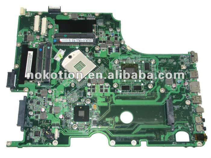 LAPTOP MOTHERBOARD for ACER ASPIRE 8943G series DA0ZYAMB8D0 INTEL HM55 NON-INTEGRATED ATI Mobility Radeon HD 5850 DDR3(China (Mainland))