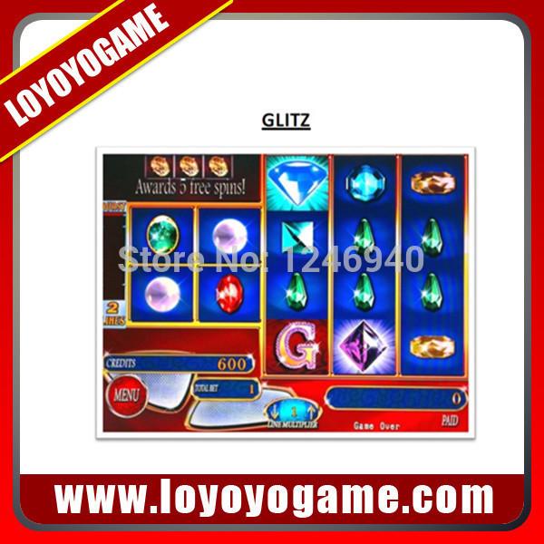 WMS NXT GLITZ casino pcb board gambling slot game machine pcb(China (Mainland))