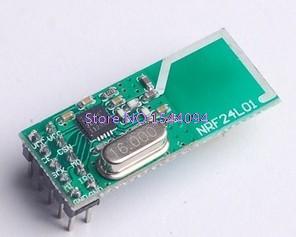 NRF24L01 Wireless Data Transmission module Green for Arduino(China (Mainland))