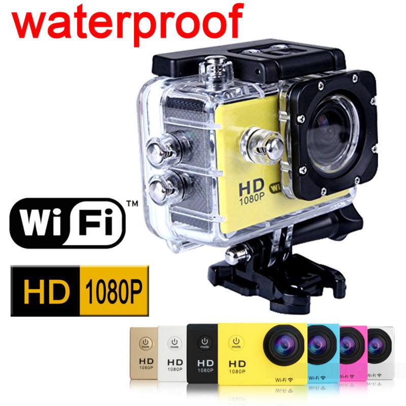 at200 wifi sport camera dvr 1080p 3d