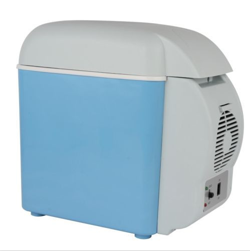 Portable Travel Thermoelectric Cooler Warmer Refrigerator Fridge Car Boat Truck(China (Mainland))