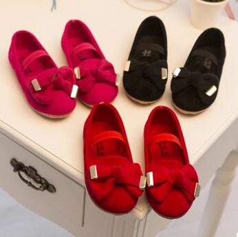 Кожаная обувь для девочек RIGOAL 2015 flannelet