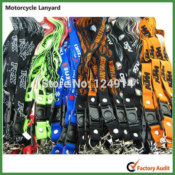 Free Shipping 2pcs world car motorcycle phone lanyard auto mobile motorcycle strap motorbike lanyard keyring holder acollador(China (Mainland))