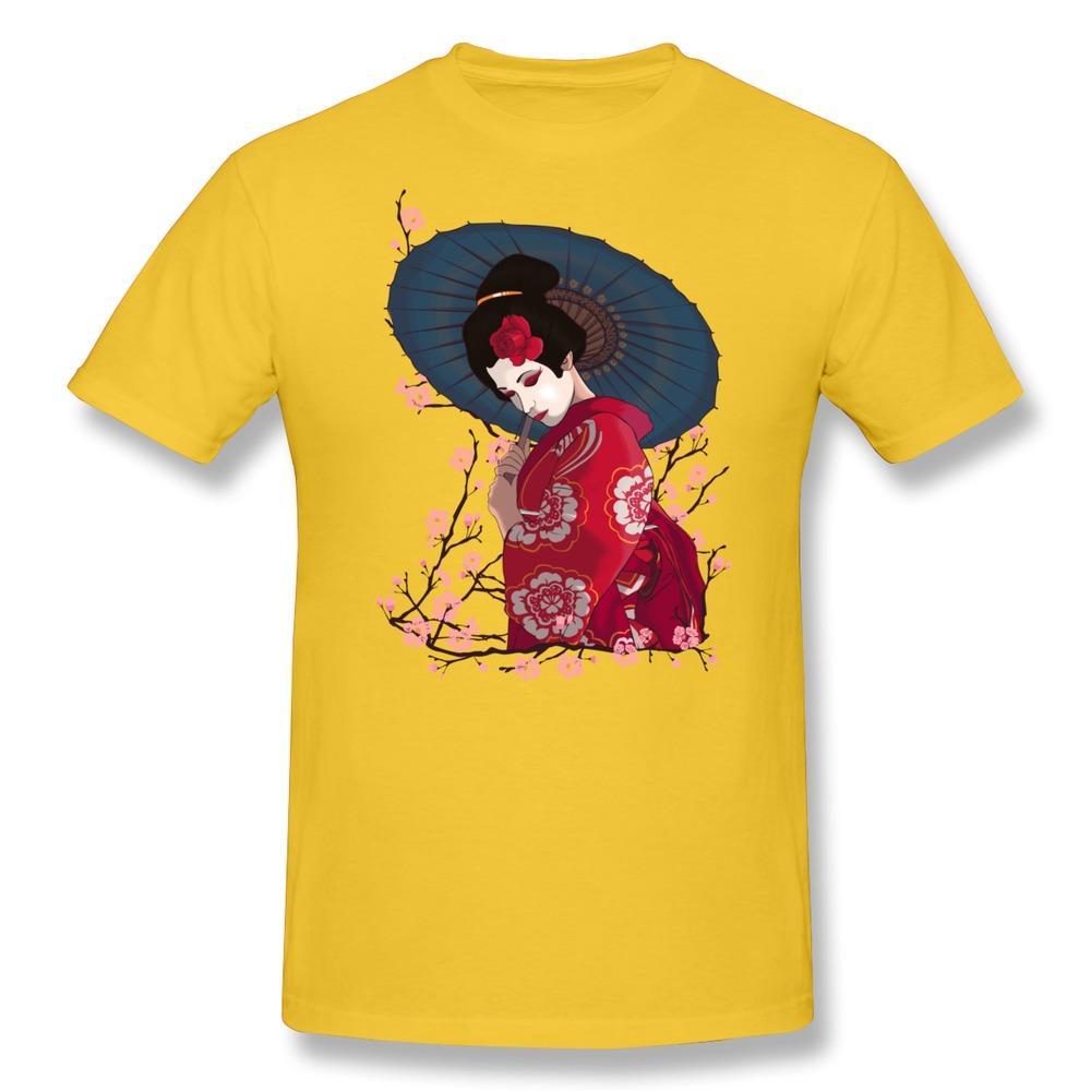 Hot sale Cherry Blossoms t shirt anime o neck mens music t shirt for gentleman(China (Mainland))