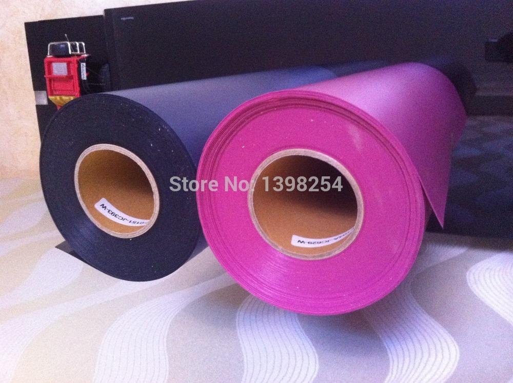 Beautiful Flocking Flip Flops Heat Transfer Vinyl for Shirts Decorative(China (Mainland))