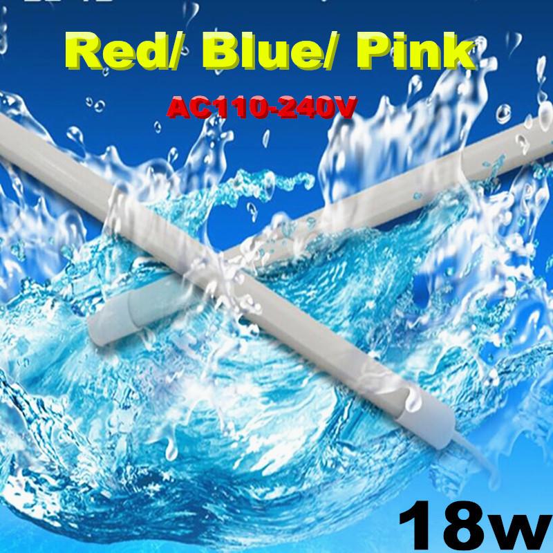 25pcs outdoor led tube lights waterproofled t8 tube 1200mm 18w(China (Mainland))