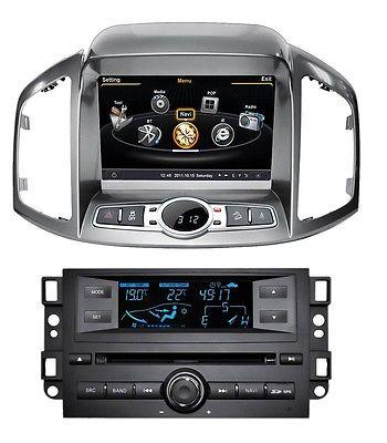 A8 S100, Car DVD GPS Navigation for Chevrolet Captiva 2012 with 3G/Wifi DVR POP 1080P(China (Mainland))